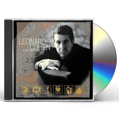 Leonard Cohen MORE BEST OF CD