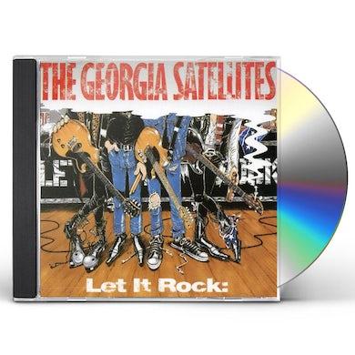 Georgia Satellites LET IT ROCK: BEST OF CD