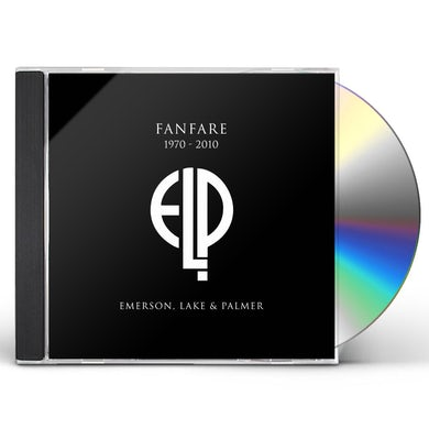 FANFARE: Emerson, Lake & Palmer BOX CD