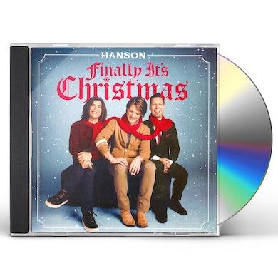 Hanson Finally, It's Christmas CD