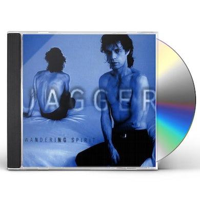Mick Jagger WANDERING SPIRIT CD