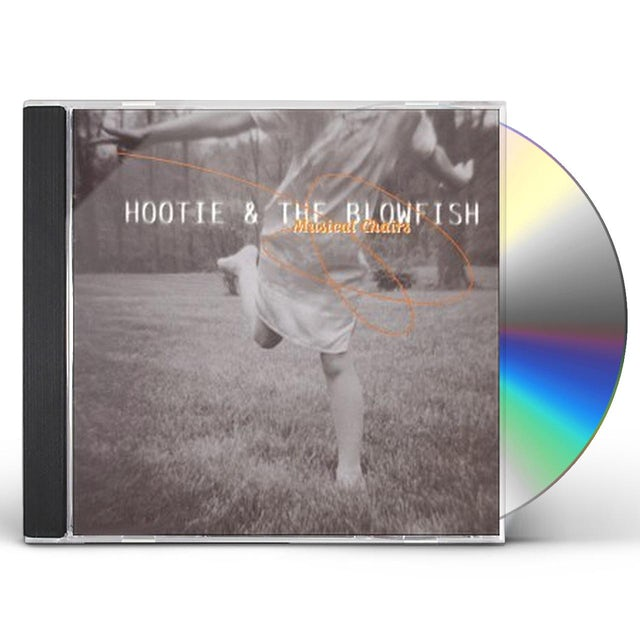Hootie & The Blowfish MUSICAL CHAIRS CD
