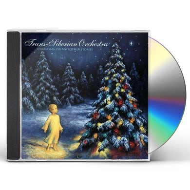 Trans-Siberian Orchestra CHRISTMAS EVE & OTHER STORIES CD