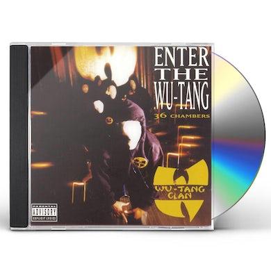 ENTER Wu-Tang Clan CD