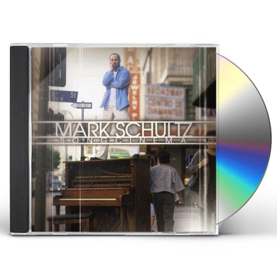 Mark Schultz SONG CINEMA CD