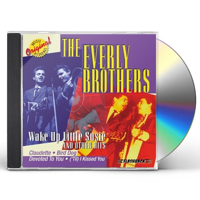 The Everly Brothers WAKE UP LITTLE SUSIE & OTHER HITS CD