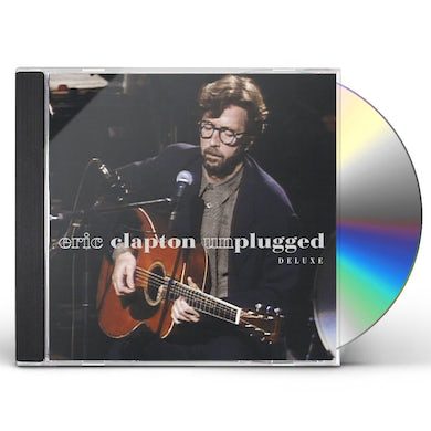 Eric Clapton UNPLUGGED: EXPANDED & REMASTERED (2 CD) CD