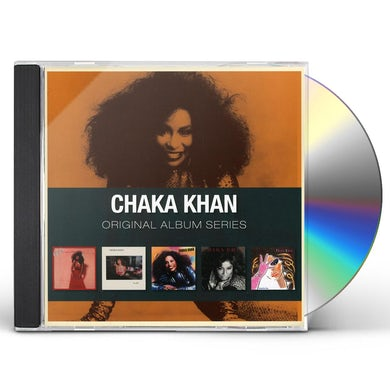 Chaka Khan ORIGINAL ALBUM SERIES CD