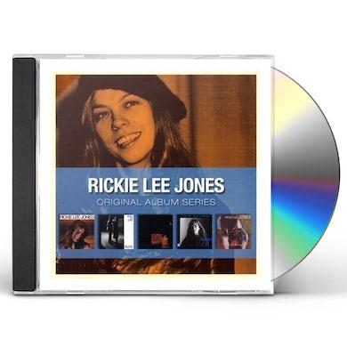 Rickie Lee Jones ORIGINAL ALBUM SERIES CD