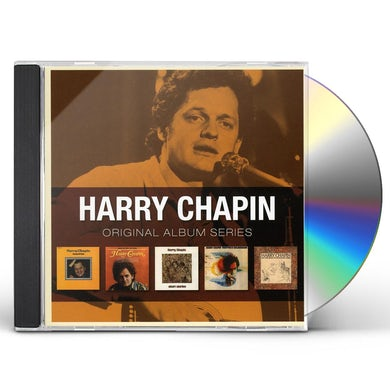 Harry Chapin ORIGINAL ALBUM SERIES CD