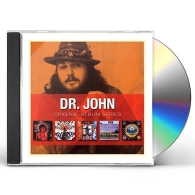 Dr. John ORIGINAL ALBUM SERIES CD