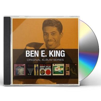 Ben E King ORIGINAL ALBUM SERIES CD