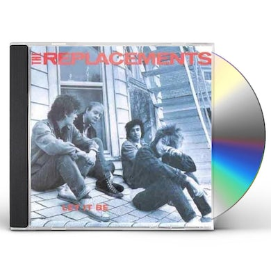 The Replacements LET IT BE CD