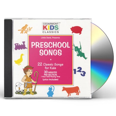 Cedarmont Kids CLASSICS: PRESCHOOL SONGS CD