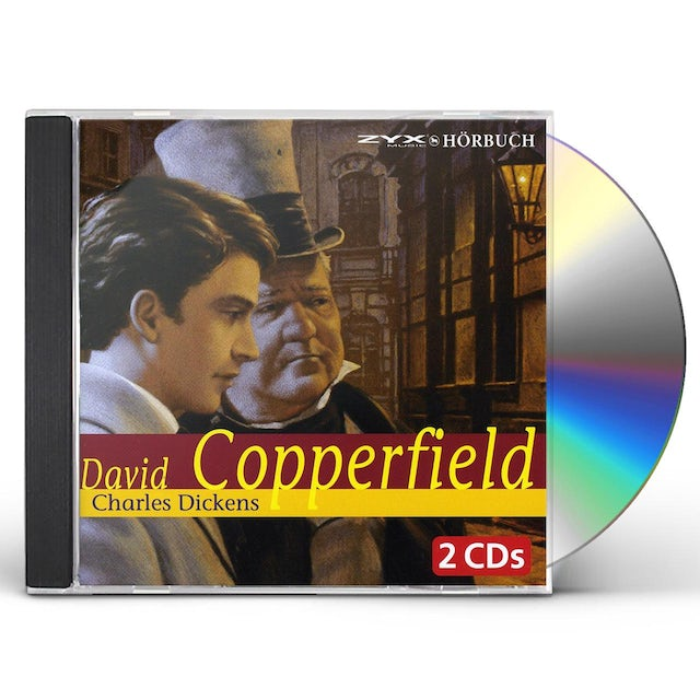 Charles Dickens DAVID COPPERFIELD CD