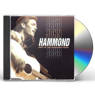 John Hammond BEST OF THE VANGUARD YEARS CD