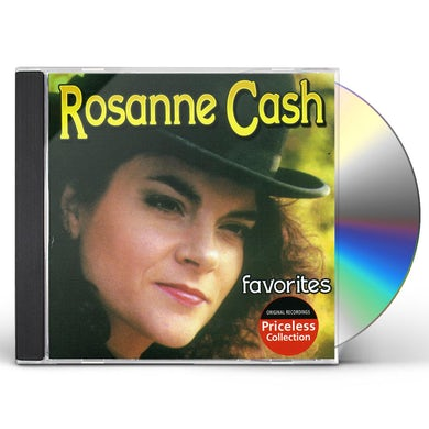 Rosanne Cash FAVORITES CD