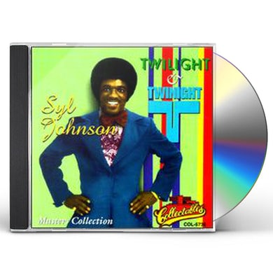 Syl Johnson TWILIGHT & TWINIGHT: MASTERS COLLECTION CD