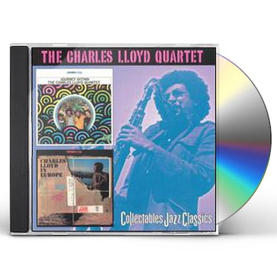 Charles Lloyd JOURNEY WITHIN / IN EUROPE CD