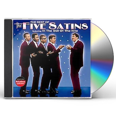 Five Satins IN THE STILL OF THE NIGHT CD