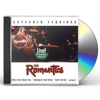 Romantics EXTENDED VERSIONS CD