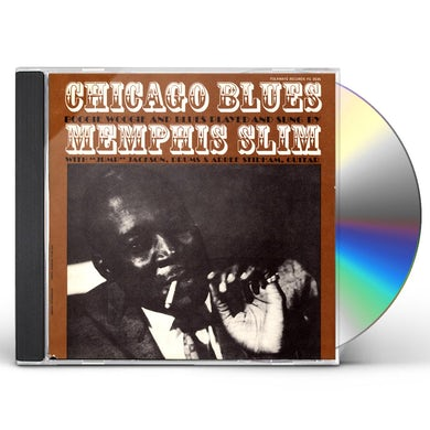 Slim Memphis  CHICAGO BLUES: BOOGIE WOOGIE AND BLUES CD