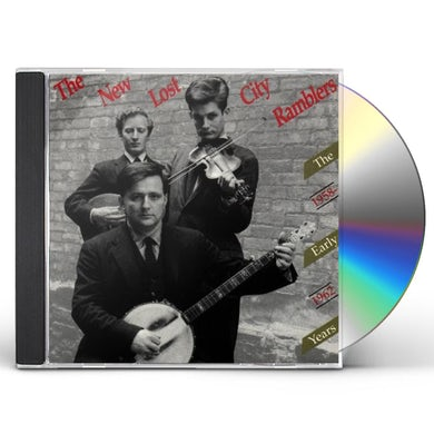 New Lost City Ramblers EARLY YEARS 1958-62 CD