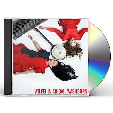 Wu Fei / Abigail Washburn WU FEI & ABIGAIL WASHBURN CD