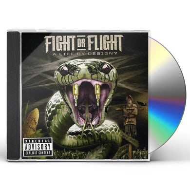 Fight or Flight LIFE BY DESIGN CD