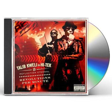 Talib Kweli REVOLUTIONS PER MINUTE CD