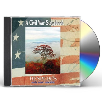 Hesperus CIVIL WAR SCRAPBOOK CD
