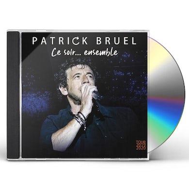 Patrick Bruel CE SOIR ENSEMBLE: TOUR 2019-2020 CD