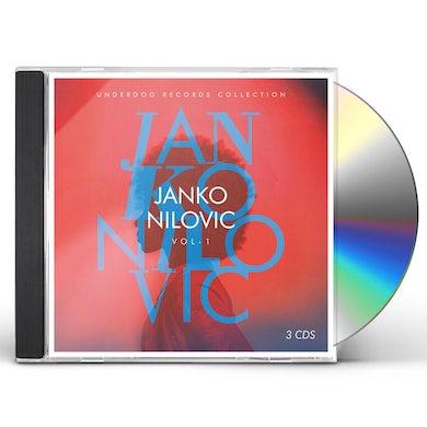 Janko Nilovic SOUL IMPRESSIONS / POP IMPRESSIONS / SUPER AMERICA CD