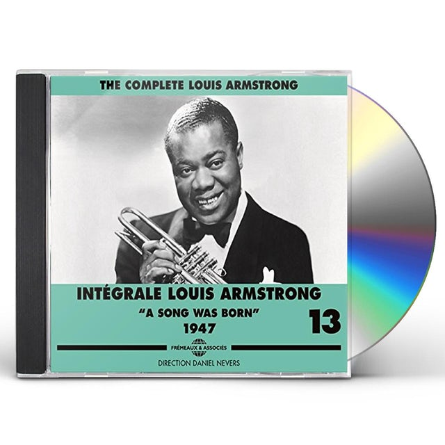 Louis Armstrong INTEGRALE-A SONG WAS BORN 13 CD