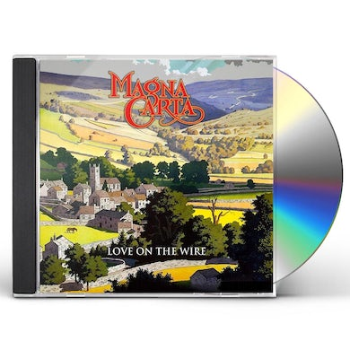 Magna Carta LOVE ON THE WIRE: BBC SESSIONS LIVE & BEYOND CD