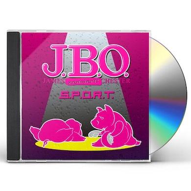 J.B.O. S.P.O.R.T.-EP CD