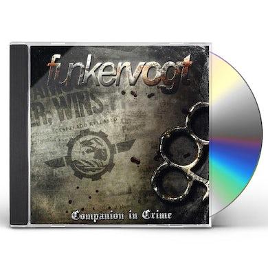 Funker Vogt COMPANION IN CRIME CD