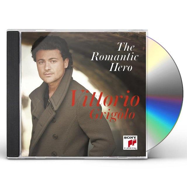 Vittorio Grigolo ROMANTIC HERO CD