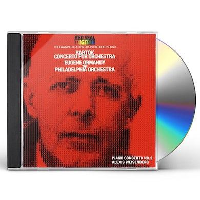 Eugene Ormandy BARTOK: CONCERTO FOR ORCHESTRA CD