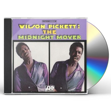 Wilson Pickett MIDNIGHT MOVER CD