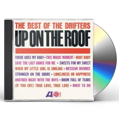 UP ON THE ROOF: BEST OF THE DRIFTERS CD