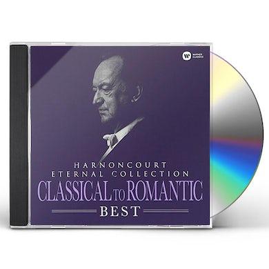 Nikolaus Harnoncourt HARNONCOURT ETERNAL COLLECTION CD