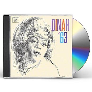 Dinah Washington DINAH 63 CD