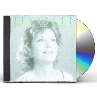 Helen Merrill AFFINITY CD