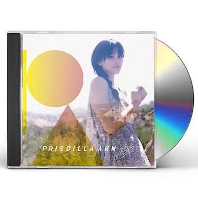 Priscilla Ahn BEST CD