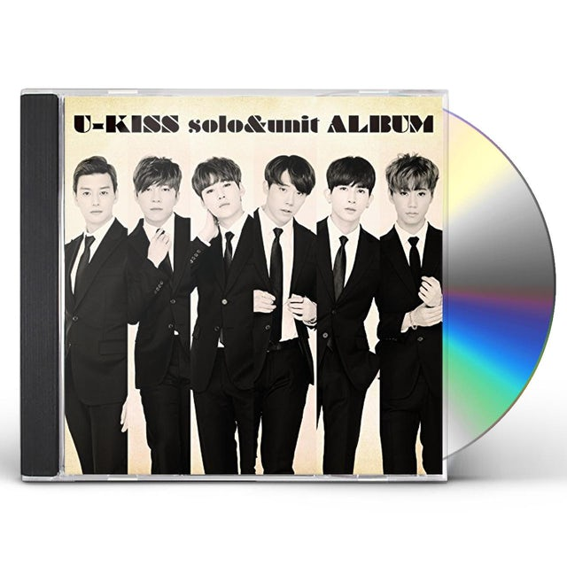 U-KISS SOLO & UNIT ALBUM CD