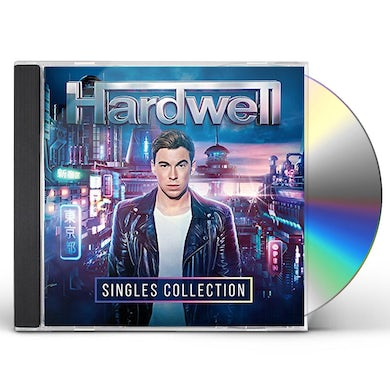 Hardwell SINGLES COLLECTION CD