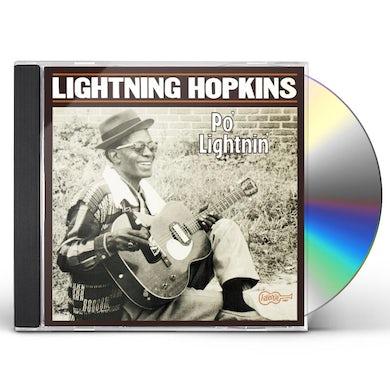 Lightnin Hopkins PO LIGHTNIN CD