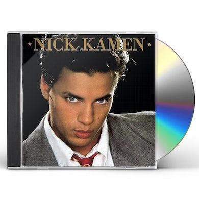 NICK KAMEN CD