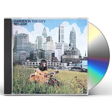 Melanie GARDEN IN THE CITY CD